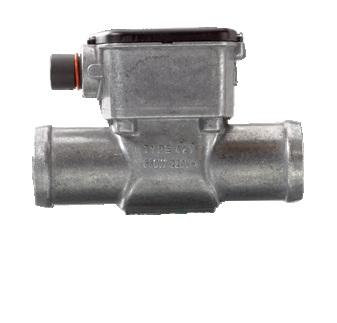 DEFA Motorvorwärmelement Schlauchwärmer mit Thermostat 400 SWT