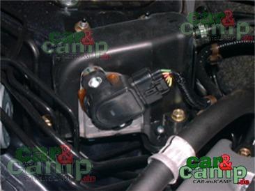 Gaspedalstecker WAECO MS-880 Kabelsatz 9101400041