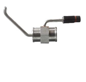 DEFA Motorvorwärmelement Schlauchwärmer 400 SW